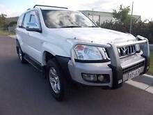 2006 Toyota Prado GXL Wagon Mount Louisa Townsville City Preview