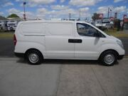 2011 Hyundai iLOAD TQ-V MY11 White 5 Speed Manual Van Hampstead Gardens Port Adelaide Area Preview