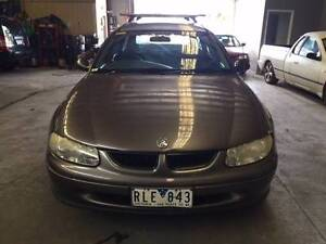 1999 Holden Commodore Wagon Kingsville Maribyrnong Area Preview
