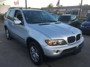 2005 BMW X5 3.0 *LEATHER,PANORAMIC ROOF,LOADED,LOW KMS!!!*