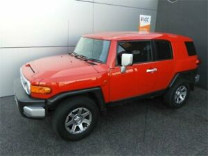 2015 Toyota FJ Cruiser GSJ15R MY14 Red 5 Speed Automatic Wagon Coburg North Moreland Area Preview