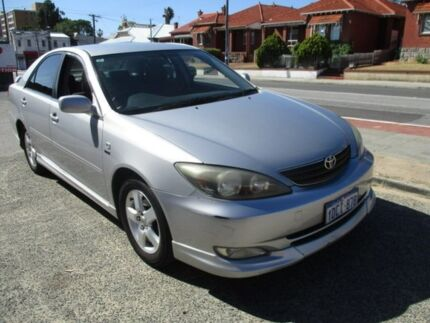 2004 Toyota Camry Silver Automatic Sedan West Perth Perth City Area Preview