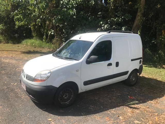 9e54237577 Renault Kangoo van automatic