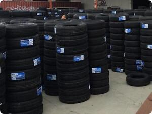 NEW TIRE SALE  Free installation & balance