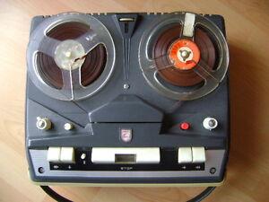 Philips Tonbandgerät RK 14 aus dem Jahr 1961