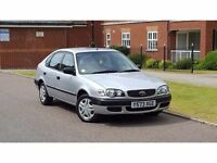 2001 Toyota Corolla 1.4 S 5dr **DRIVES VERY WELL+LONG MOT**