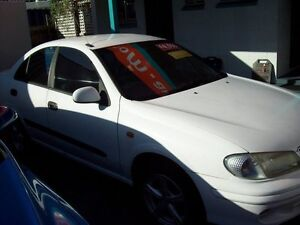 2002 Nissan Pulsar N16 LX Plus White 4 Speed Automatic Sedan Capalaba West Brisbane South East Preview