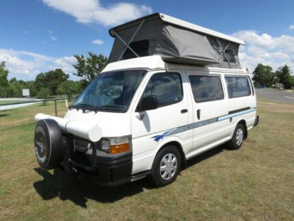 Toyota Hiace Camper – LOW KMS – IMMACULATE Glendenning Blacktown Area Preview