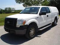 2010 Ford F-150 XL 4X4 BOX COVER