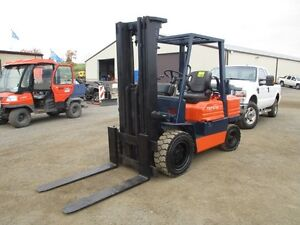 Toyota Forklift at Auction