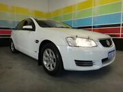 2012 Holden Commodore VE II MY12 Omega White 6 Speed Automatic Sedan Wangara Wanneroo Area Preview