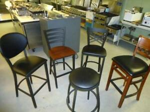 NEW AND USED RESTAURANT TABLES AND CHAIRS