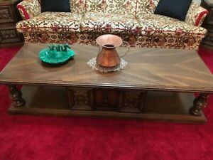 Coffee and End tables (wood)