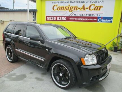 2006 Jeep Grand Cherokee WH MY2006 SRT-8 Black 5 Speed Automatic Wagon