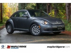 2014 Volkswagen Beetle Coupe Comfortline NO ACCIDENTS, BC CAR, S