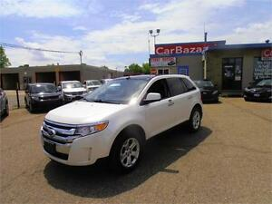 2011 FORD EDGE SEL LEATHER SUNROOF LOADED EASY CAR FINANCING