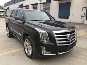 2015 Cadillac Escalade Premium (Black on Black)
