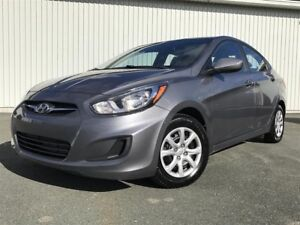 2014 Hyundai Accent 4Dr GL at