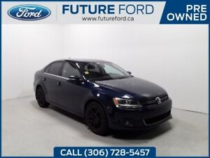 2012 Volkswagen Jetta Sedan HIGHLINE|LEATHER |SUNROOF|DIESEL|