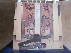 (4) MACLEAN AND MACLEAN Comedy Vinyl albums - Adult Humor Kitchener / Waterloo Kitchener Area image 2