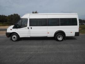 2013 13 FORD TRANSIT MINIBUS 430 LWB EL 135PS 17-SEATS DIESEL