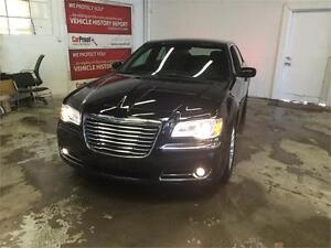 2012 Chrysler 300 , Black Beauty and low kms, We Finance All!!