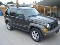2006 Jeep Liberty Sport SUV, Crossover  $4495.00