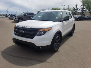 2015 Ford Explorer AWD SPORT $28888 Accident Free,  Navigation (