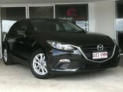 2015 Mazda 3 BM5478 Neo SKYACTIV-Drive Black 6 Speed Sports Automatic Hatchback Brendale Pine Rivers Area Preview