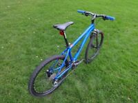 SPECIALIZED Rockhopper M4.Just 25 lb. Perfect Working Order. 27sp,.Hydraulic Brakes.
