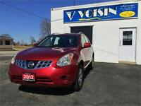 2012 Nissan Rogue S AWD | LOW KM'S | BLUETOOTH | A/C | CVT TRANS Kitchener / Waterloo Kitchener Area Preview