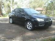 2006 Ford Focus LX Sedan Albany Creek Brisbane North East Preview