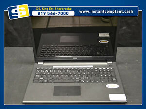 ORDINATEUR PORTABLE DELL INSPIRON 15
