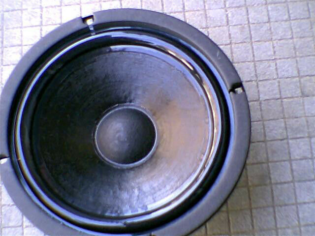 "Allison speaker, 8"" replacement woofer  **NEW**  (several avail)"