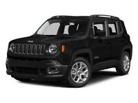 Black Jeep Renegade 2015 - Good Condition - MOT service up to date (May 2018)