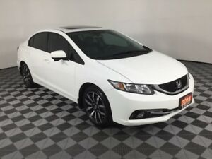 2014 Honda Civic Sedan TOURING/LEATHER/ACCIDENT FREE