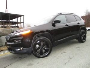 2017 Jeep CHEROKEE HIGH ALTITUDE (3.2L V6, 4X4, HEATED/COOLED LE