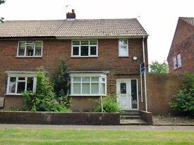 2 Bedroom Semi-Detached House For £400pcm