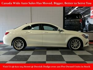 2017 Mercedes Benz CLA CLA 250,AWD, Leather, Sunroof, Back Up Ca