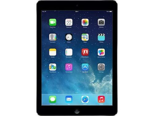 Apple iPad Air WiFi+Verizon (MF004LL/A) 32GB Black/Space Gray