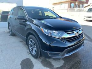 2017 Honda CR-V LX 7yr/160,000km Warranty 2 sets- Rims and Tires