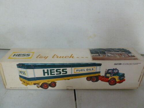 1976 Hess Truck 12/12