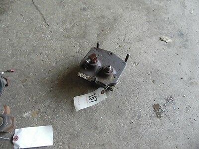 John Deere 10 Series Tractor Hydraulic Remote Part 167