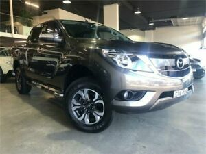 2016 Mazda BT-50 UR0YG1 GT Titanium Flash Sports Automatic Utility Caringbah Sutherland Area Preview
