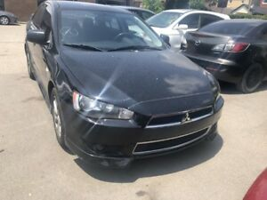 2014 Mitsubishi Lancer SE ALLOYS CERTIFIED LOW KM