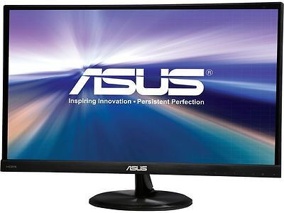 "شاشة ليد جديد ASUS VC239H Slim Bezel Black 23"" 5ms (GTG) HDMI Widescreen LED Backlight LCD Mon"