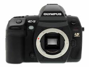 Olympus E-5 (body) in good condition
