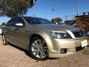2006 Holden Caprice WM Champagne Gold 6 Speed Sports Automatic Sedan Para Hills West Salisbury Area Preview