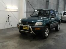 1994 Toyota RAV4 (4x4) (4x4) Green 4 Speed Automatic 4x4 Hardtop Beresfield Newcastle Area Preview