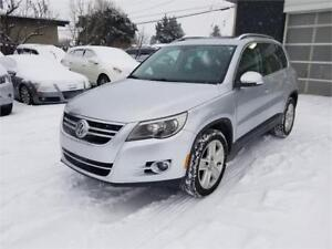 2010 Volkswagen Tiguan 4 Motion***Only 109339 km***One Owner***